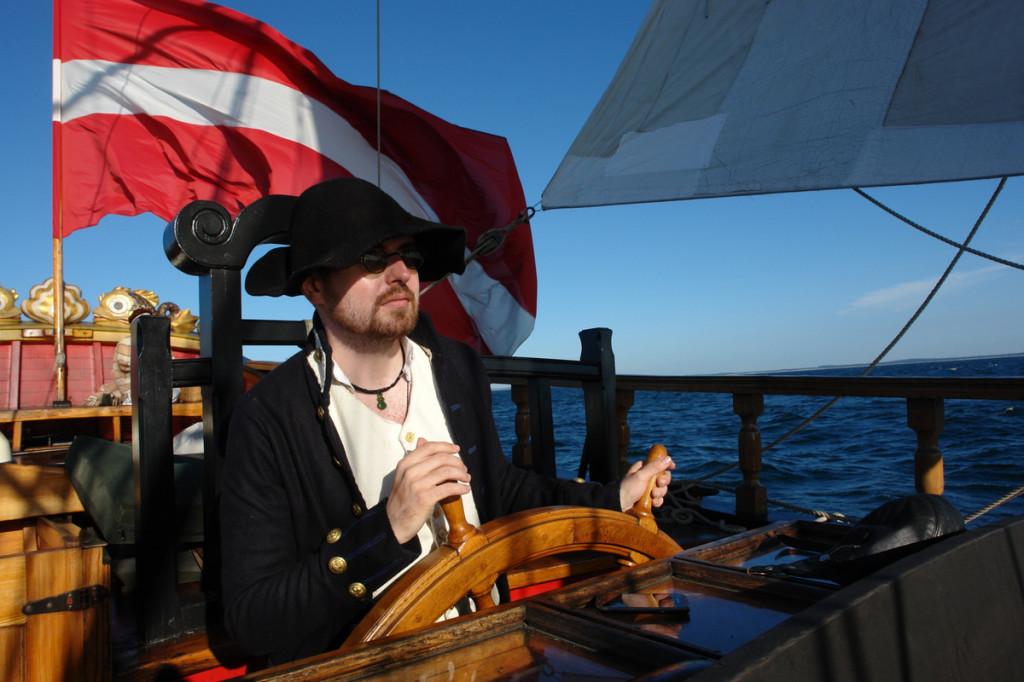 Sailing Ship Libava Gdańsk-Świnoujście 2015