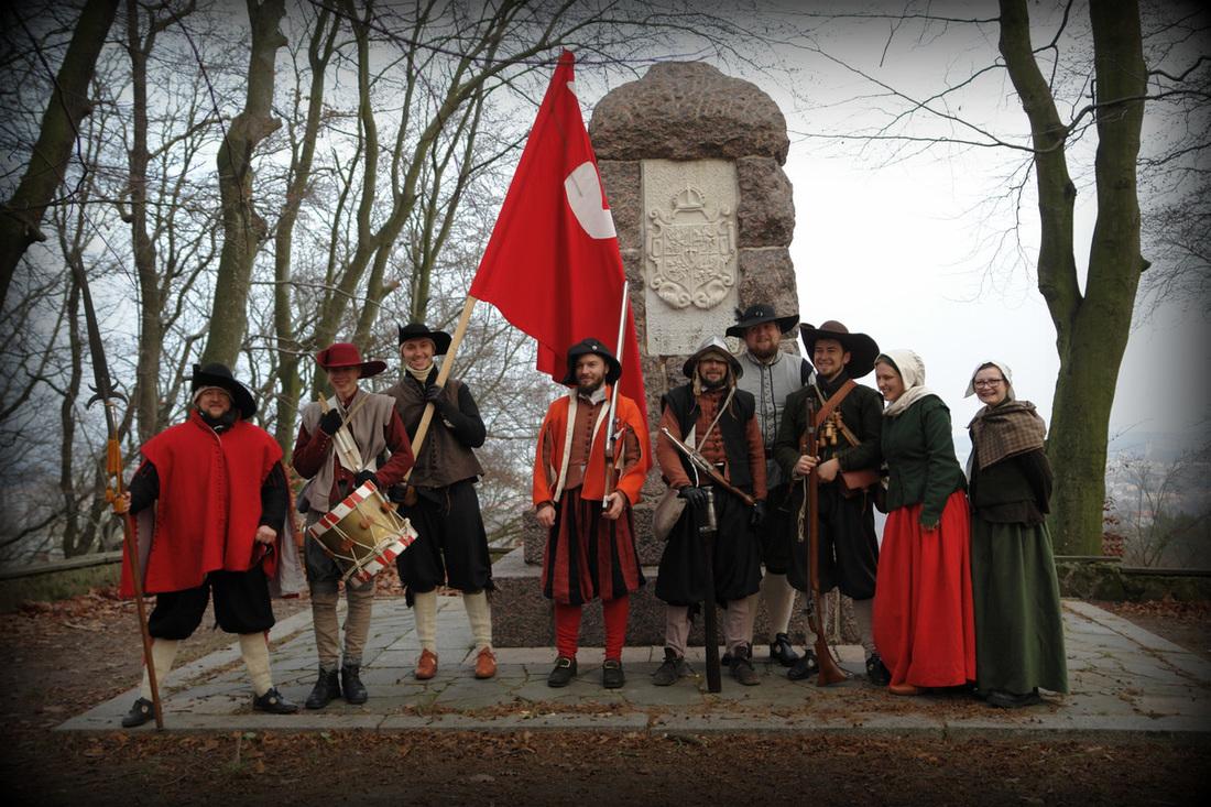 Obchody święta Bitwy Pod Oliwą w Gdańsku 28 listopada 2015 r.