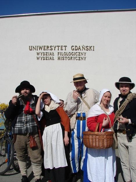 XXII Ogólnopolski Zjazd Historyków Studentów – Uniwersytet Gdański