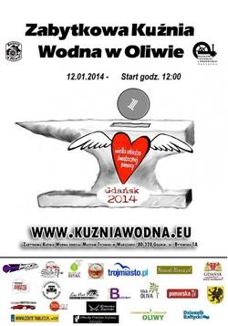"WOŚP 2014 ""Serce Kowala"""