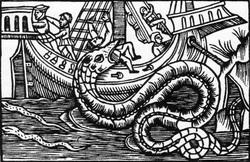 Słów kilka o przesądach ludzi morza