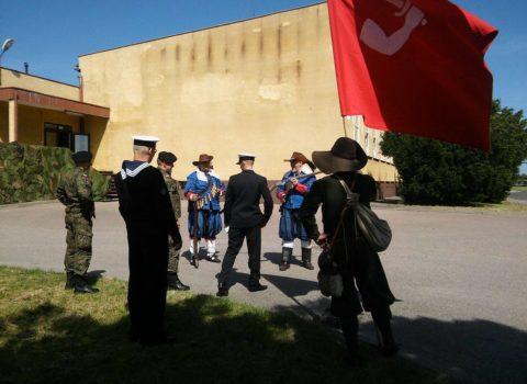 Obchody 56. rocznicy powstania 6. Oliwskiego Ośrodka Radioelektronicznego