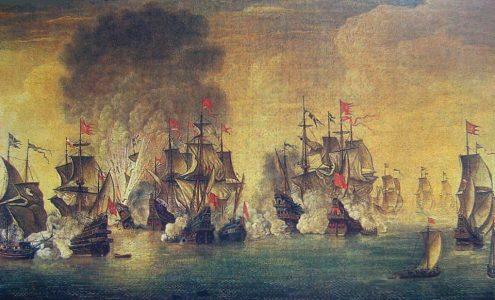 390. rocznica bitwy pod Oliwą