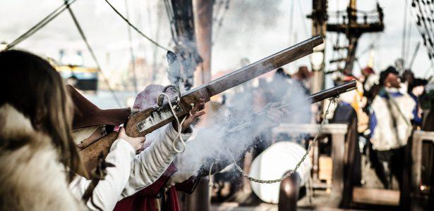 Bitwa pod Oliwą 1627 | 2019