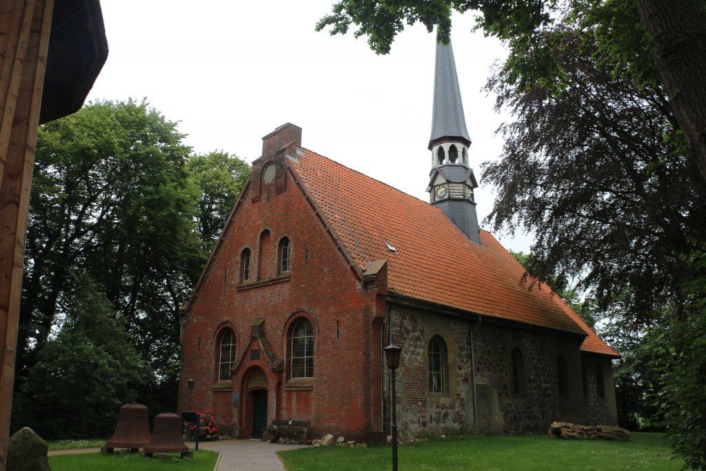 St. Marien-Kirche, Delve