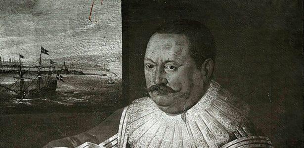 Kim był Arend Dickman?